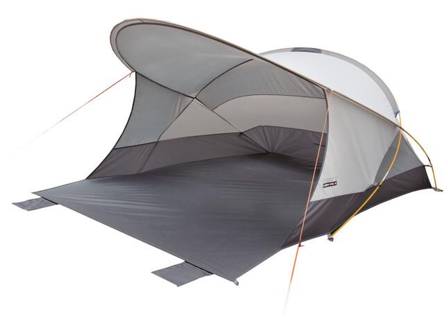 High Peak Cordoba 80 Refugio de playa, aluminium/dark grey